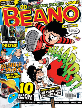Beano 01-Feb-14