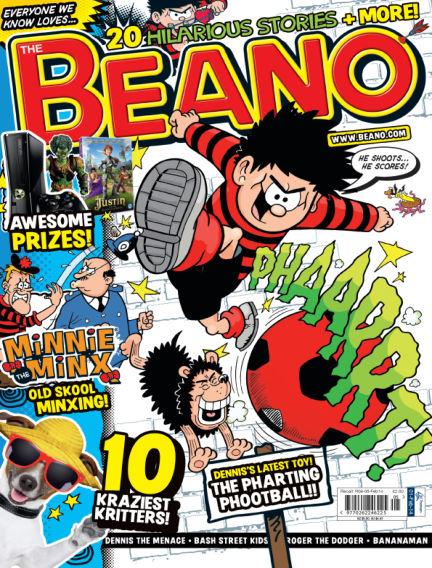 Beano February 01, 2014 00:00