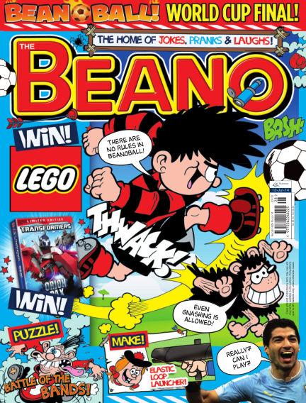 Beano July 09, 2014 00:00