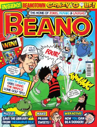 Beano 19 July 2014
