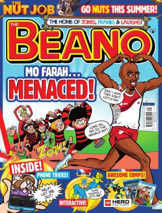 Beano 2 August 2014