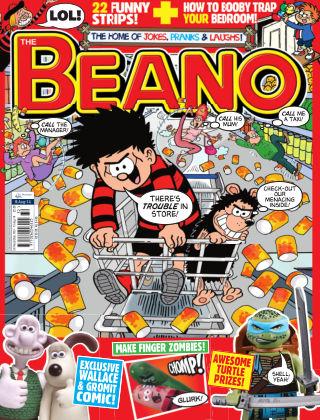 Beano 9 August 2014