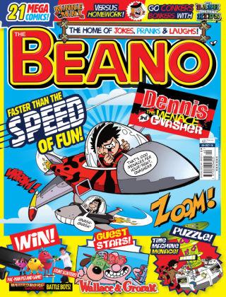 Beano 4 October 2014