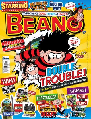 Beano 11 October 2014