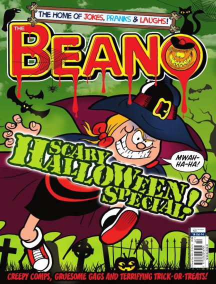 Beano October 15, 2014 00:00