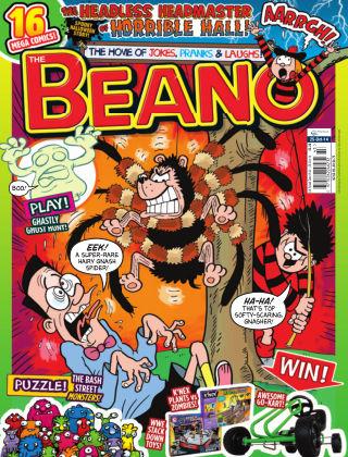Beano 25 October 2014