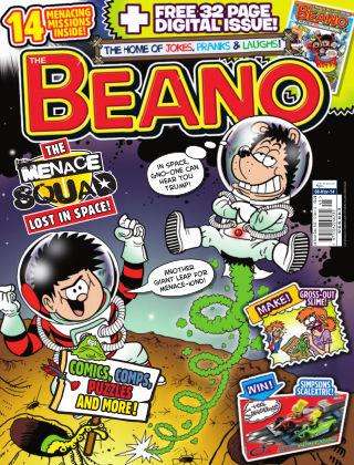 Beano 08 November 2014