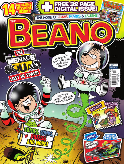 Beano November 05, 2014 00:00