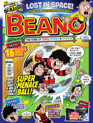 Beano 15 November 2014
