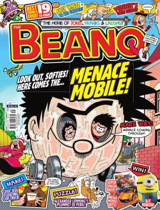Beano 6 December 2014