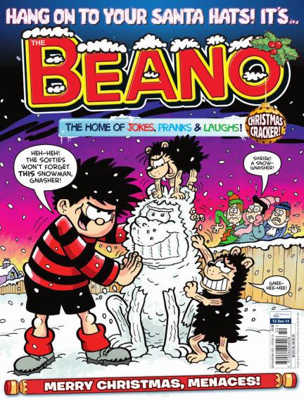 Beano December 10, 2014 00:00