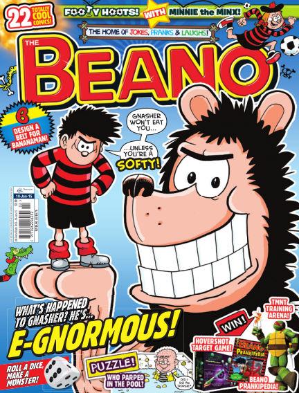 Beano January 07, 2015 00:00