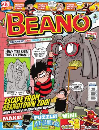 Beano 7 February 2015