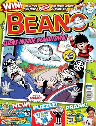 Beano 11 April 2015