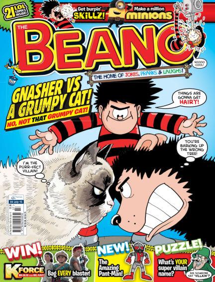 Beano July 01, 2015 00:00