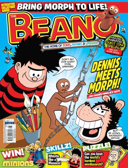 Beano July 08, 2015 00:00