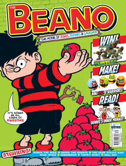 Beano July 22, 2015 00:00