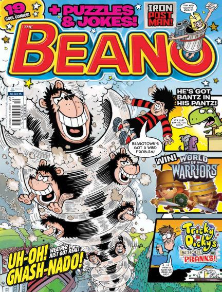 Beano September 30, 2015 00:00