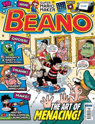 Beano 10 October 2015