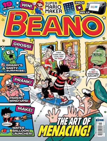 Beano October 07, 2015 00:00