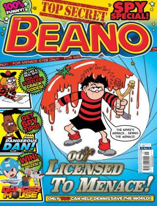 Beano 7 November 2015