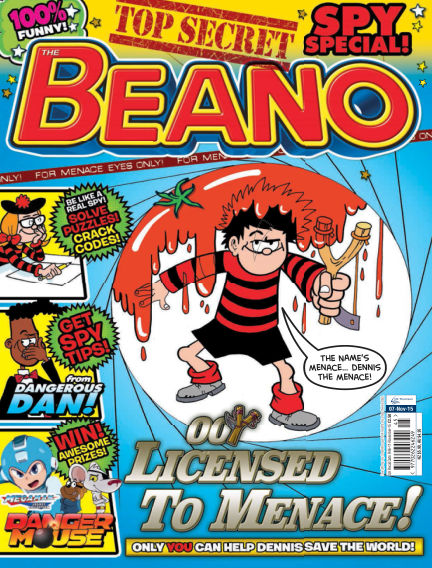 Beano November 04, 2015 00:00