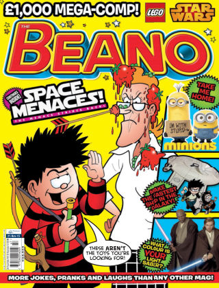 Beano 21 November 2015