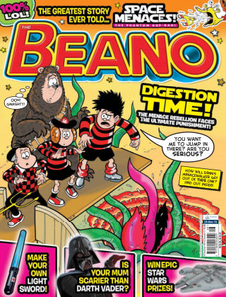 Beano 28 November 2015