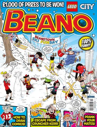 Beano 16 January 2016