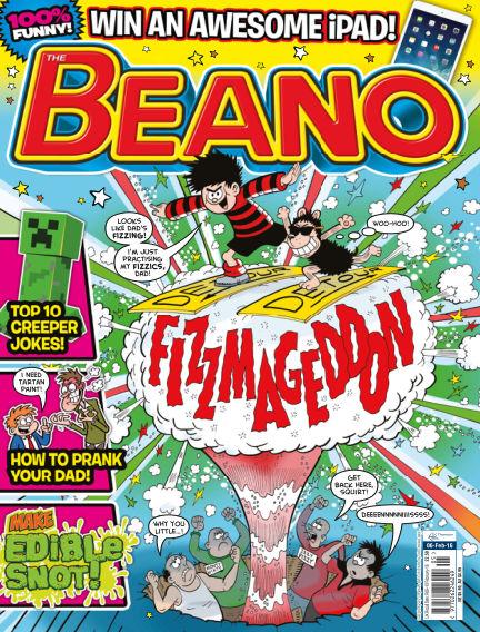 Beano February 03, 2016 00:00