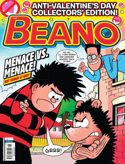 Beano February 10, 2016 00:00