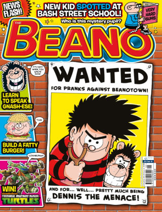Beano 20 February 2016