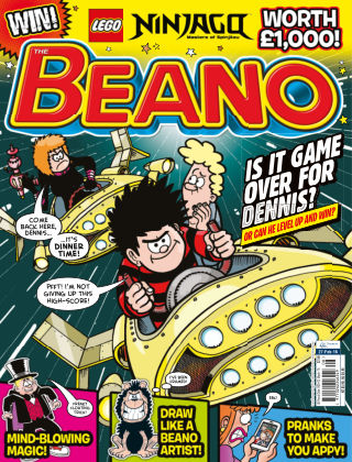 Beano 27 February 2016