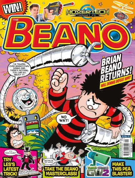 Beano March 02, 2016 00:00