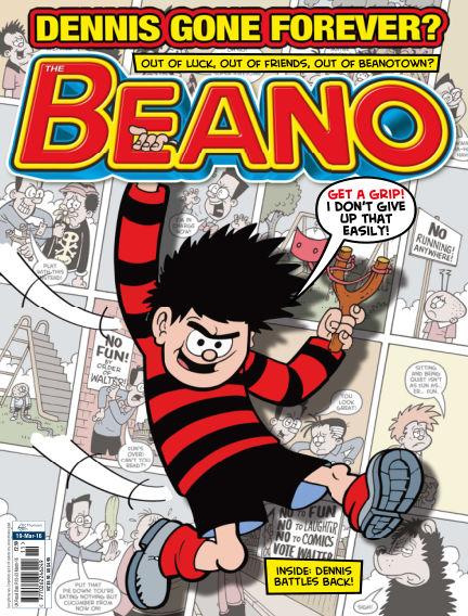 Beano March 16, 2016 00:00