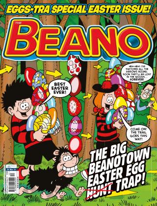 Beano 26 March 2016