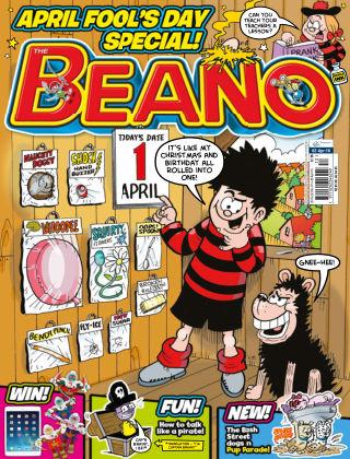 Beano 02 April 2016
