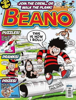 Beano 23 April 2016
