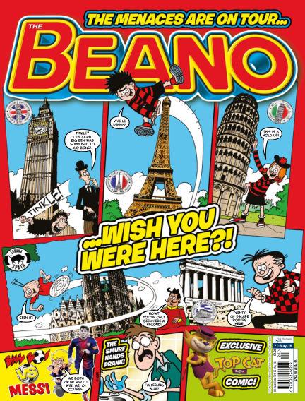 Beano May 18, 2016 00:00