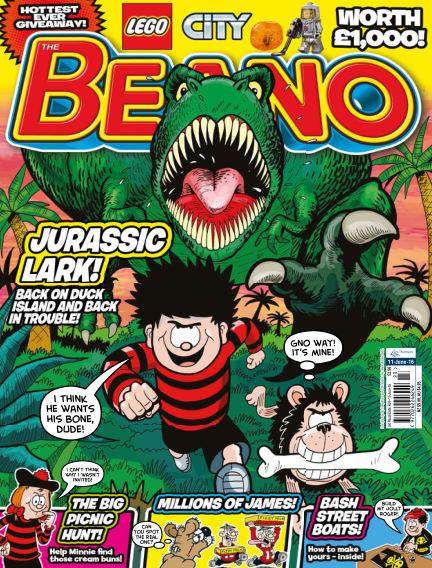 Beano June 08, 2016 00:00