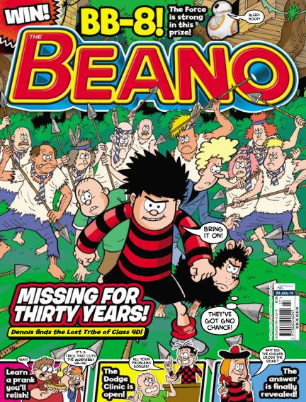 Beano July 06, 2016 00:00