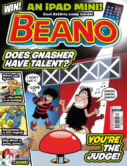Beano August 24, 2016 00:00