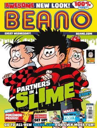 Beano 08 October 2016