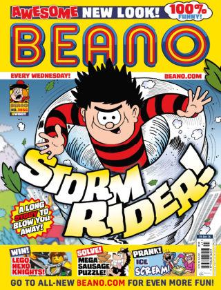 Beano 15 October 2016