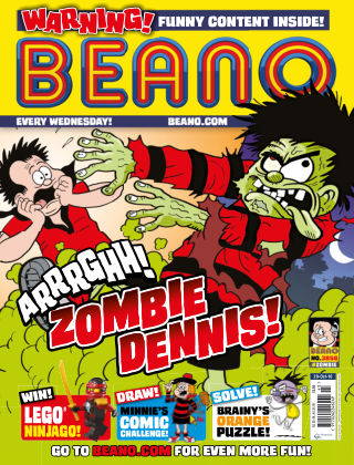 Beano 29 October 2016