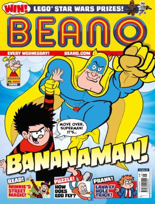 Beano 12 November 2016