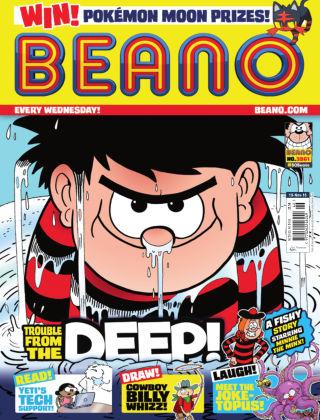 Beano 19 November 2016