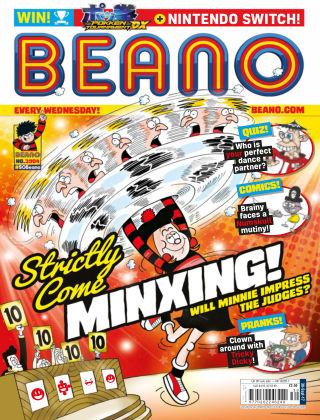 Beano 30 September 2017
