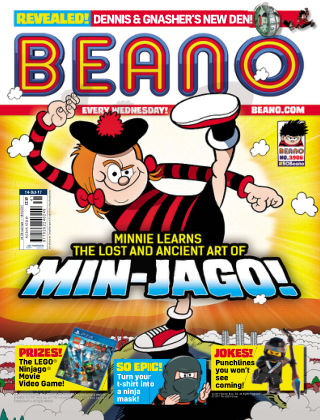 Beano 14 October 2017
