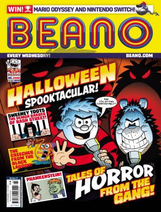 Beano 28 October 2017